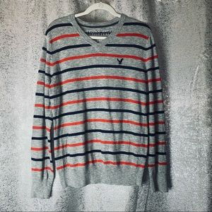 3/$25 American Eagle Outfitters striped top Medium
